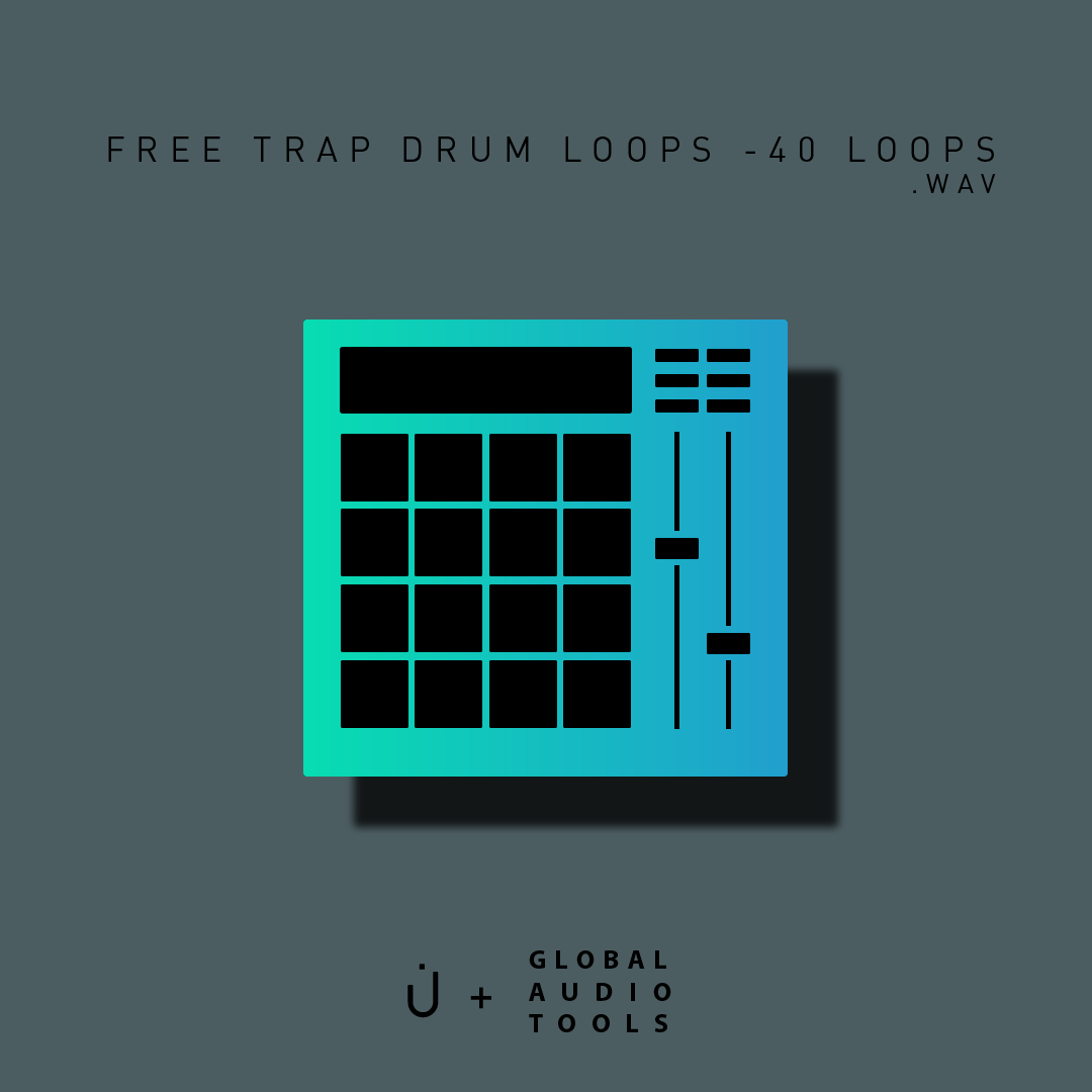 Trap Drum Loops - Free