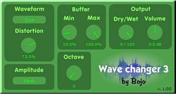 Wave changer 3