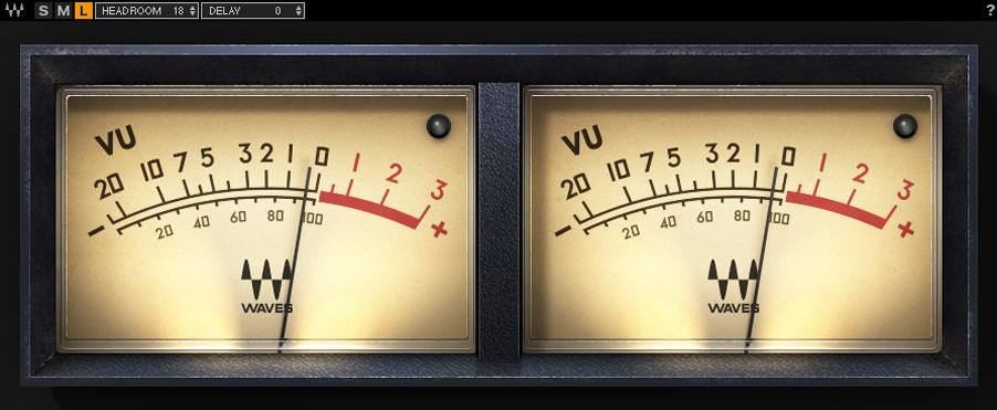 KVR: Waves Audio releases VU Meter - Free Plug-in