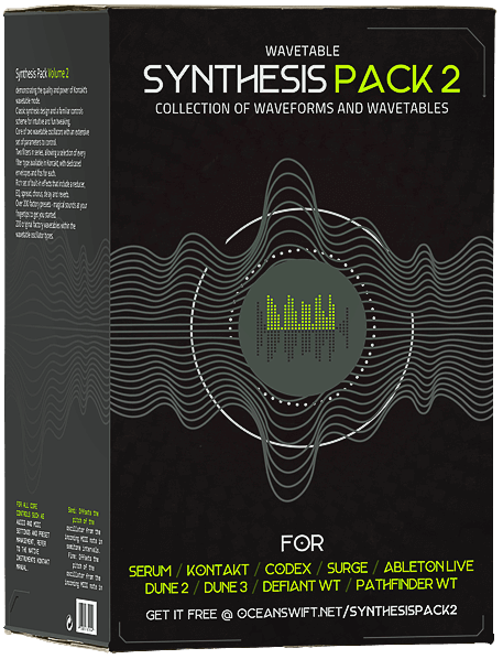Waveform Synthesis Pack 2