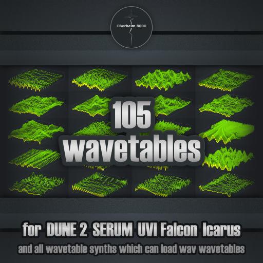 105 Wavetables