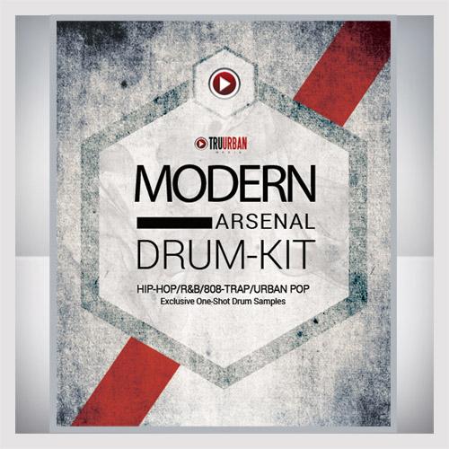 Modern Arsenal Drum Kit