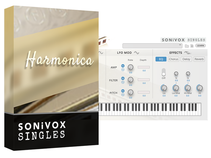 Singles - Harmonica