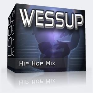 Wessup - Hip Hop Samples Mix Pack