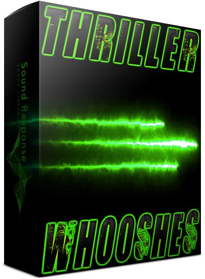 KVR: Sound Response releases 'Thriller Whooshes' Dark Cinematic