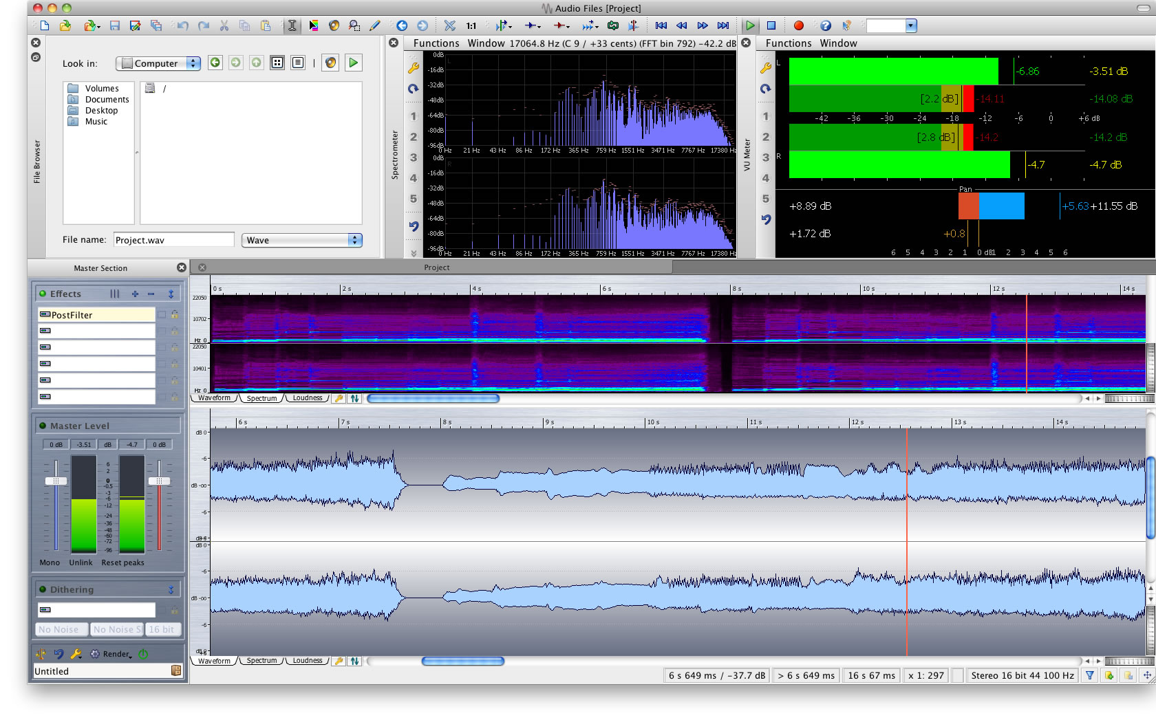 Download WaveLab LE for free