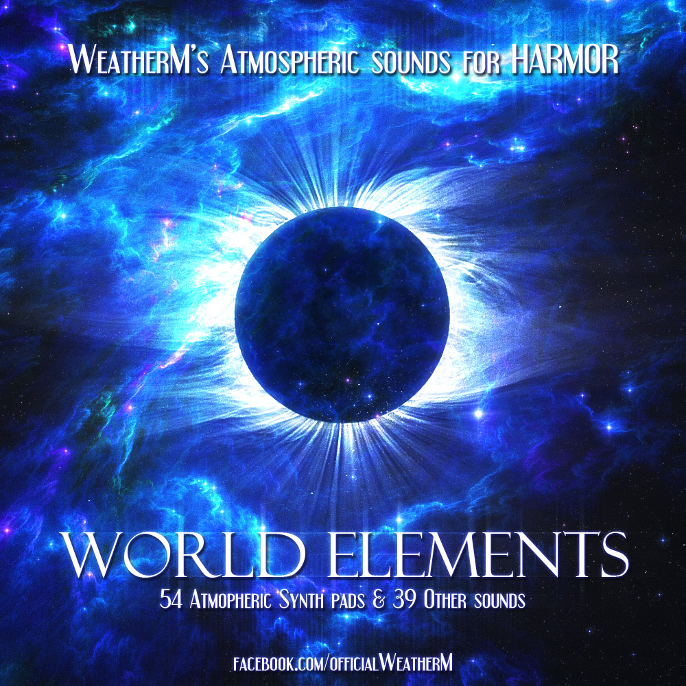 World Elements for Harmor