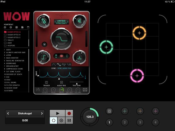 WOW2 iPad Edition