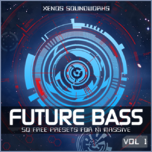 'Future Bass Volume 1' for NI Massive