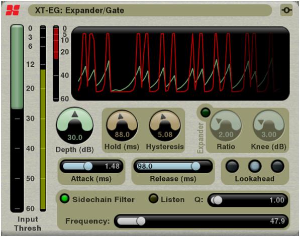 XT-EG Expander / Gate