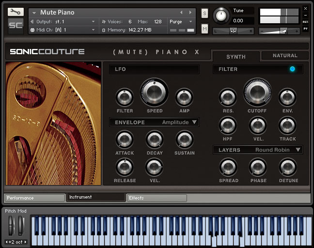 KVR: Xtended Piano by Soniccouture - Piano / Keys VST Plugin