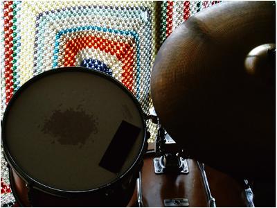 Yamaha 9000 Drums