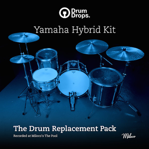 Yamaha Hybrid Kit - Drum Replacement Pack