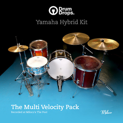 Yamaha Hybrid Kit - Multi-Velocity Pack