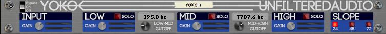 Yoko Band-Splitter