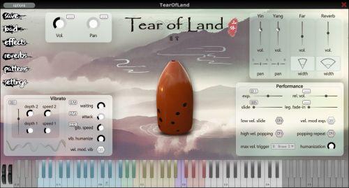 Tear of Land