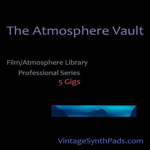 The Atmosphere Vault Samples And Presets For Tal-Sampler