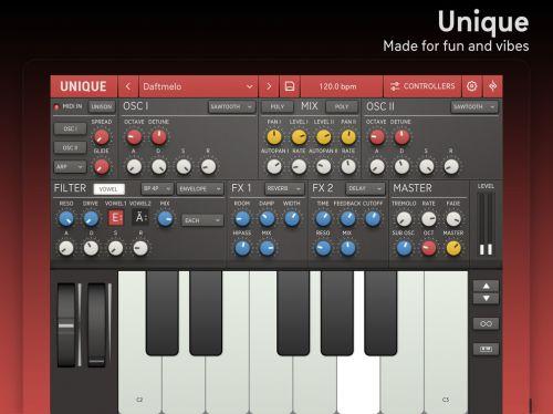 Unique iPad Edition