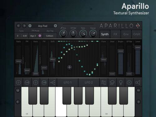 Aparillo iPad Edition