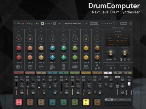 DrumComputer iPad Edition