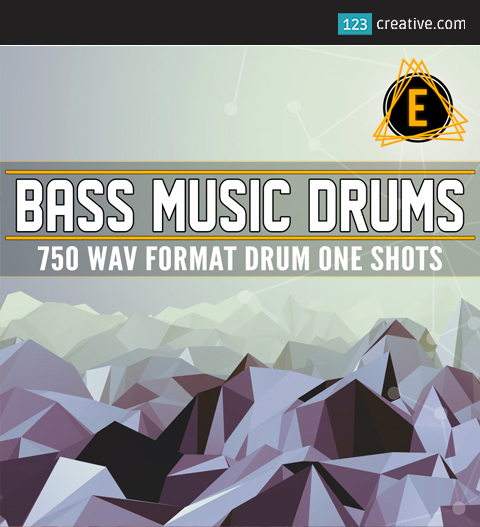 Bass Music Drums – samples, loops, drum one shots
