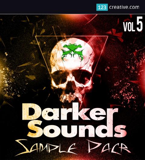Darker Sounds Sample Pack Vol.5