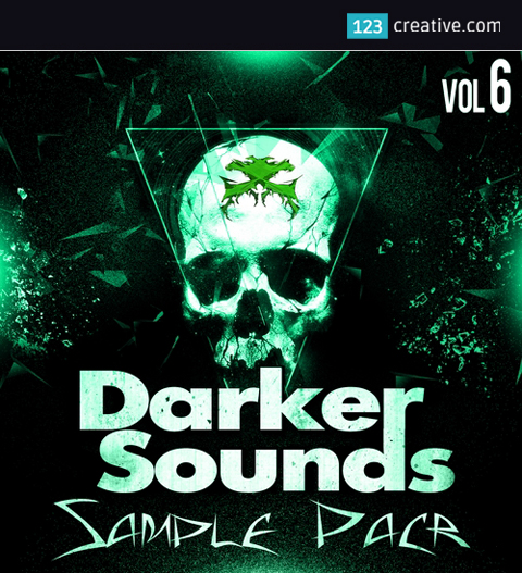 Darker Sounds Sample Pack Vol.6
