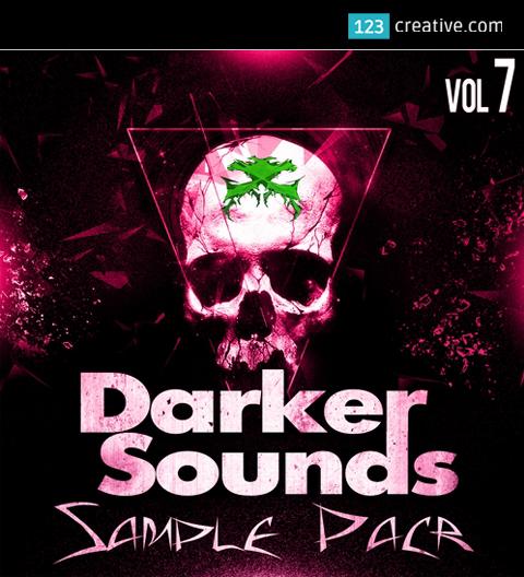 Darker Sounds sample pack vol.7