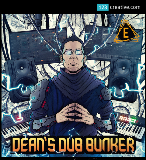 Dean's Dub Bunker sample pack - 293 Loops