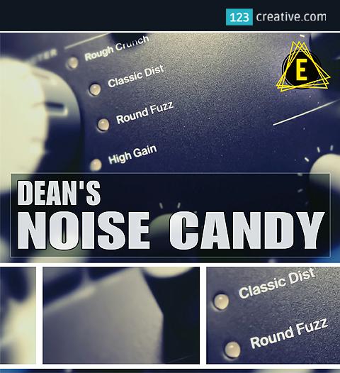 Dean's noise candy - sound textures, vinyl noise sample pack