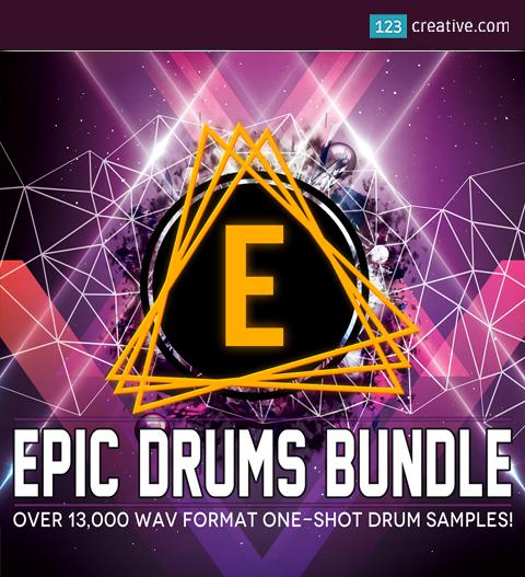 Epic Drums Bundle - Drum & Percussion Samples