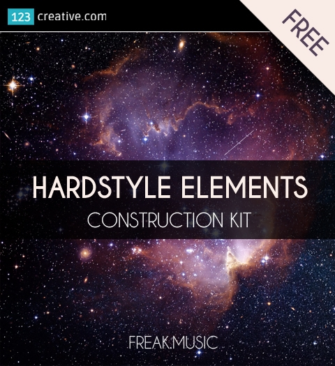 FREE Hardstyle Elements - Construction Kit (Loops, MIDIs)