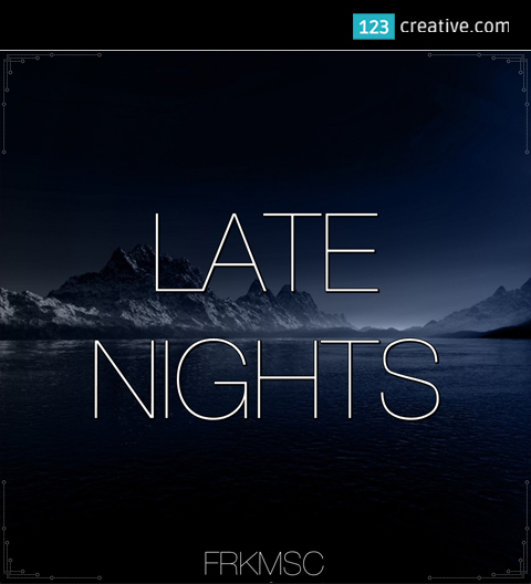 Late nights - hip hop construction kit (loops, midis, Sylenth1 presets, Ableton Live projects)