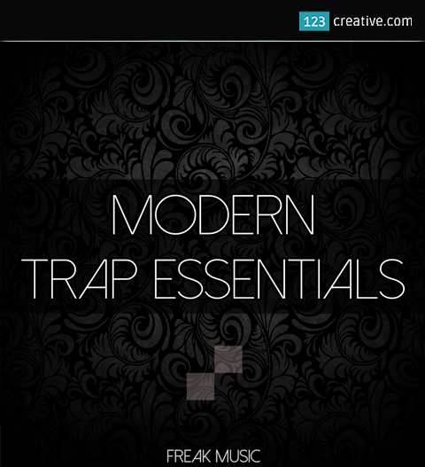 Modern Trap Essentials - construction kit (samples, loops, Midi, Sylenth1 presets, Phasm presets, Ableton Live project)