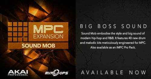 MPC Expansion - Sound Mob
