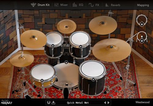 Westwood Drums