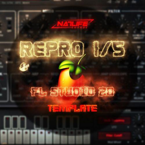 Repro 1/5 & FL Studio 20 Template