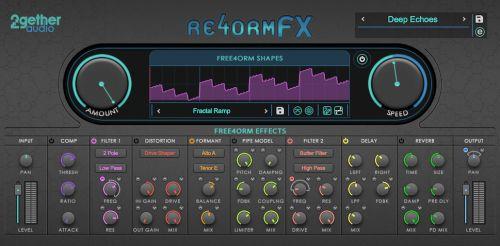 RE4ORM FX Audio Shape Remixer
