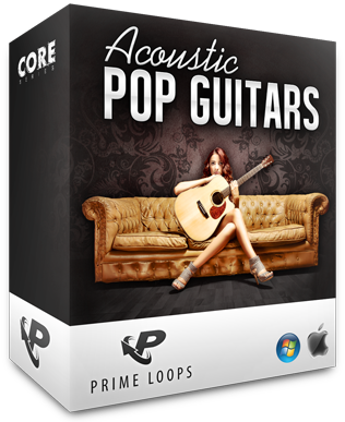 Acoustic Pop Guitars