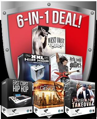 Hip Hop Producer [Bundle Deal]