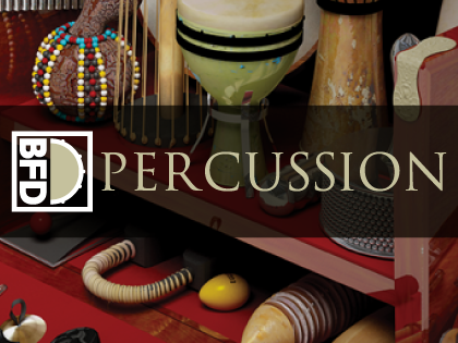 BFD Percussion