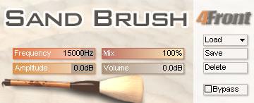 4Front Sand Brush