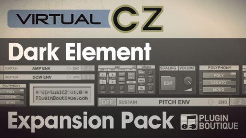 VirtualCZ Expansion Pack: Dark Element