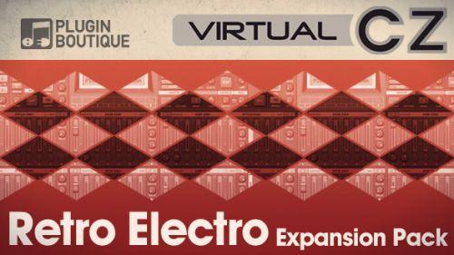 VirtualCZ Expansion Pack: Retro Electro