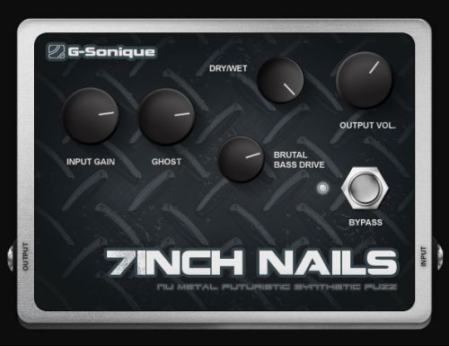 7inch nails