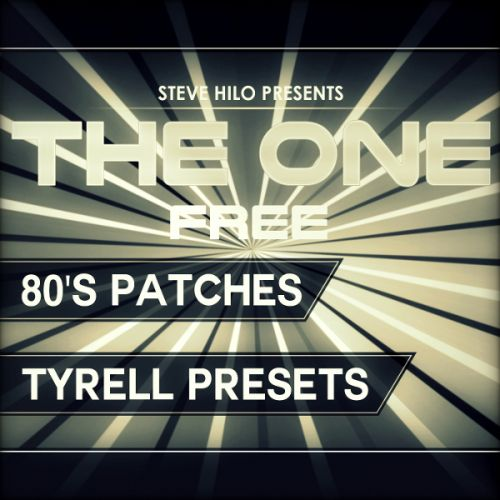 THE ONE: 80's Patches [Free]