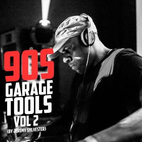 90s Garage Tools Volume 2 (By Jeremy Sylvester)
