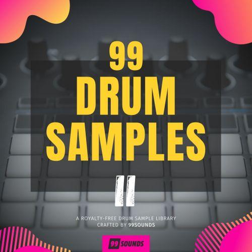 99 Drum Samples II