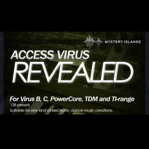 Access Virus Revealed Volume 1