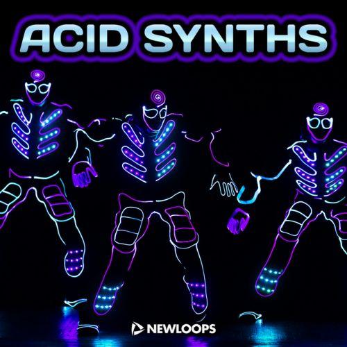 EDM Samples - Acid Synths